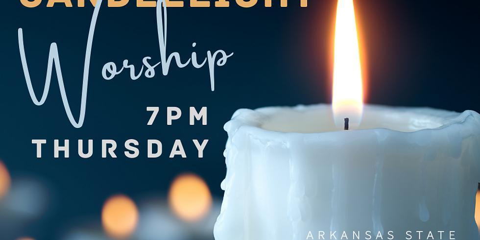 Christmas & Candlelight Worship - 7p