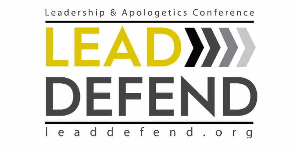 Lead > Defend Conference - Little Rock