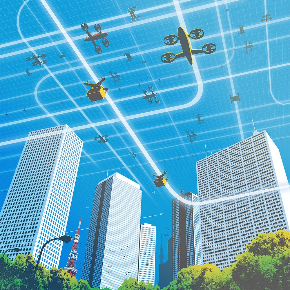 Quantum Sky -Sumitomo corporation-