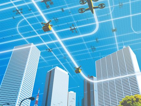 【Quantum Skyプロジェクト始動】203x年、数十万台のエアモビリティが飛び交う世界を量子技術で実現する