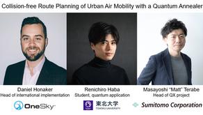 Quantum Sky project at QUBITS2021!