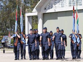 Wings for nine new SAAF pilots at Langebaanweg