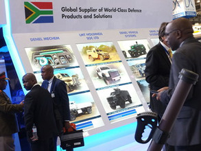 Denel partners with specialist geospatial intelligence operation