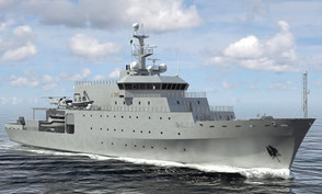 Southern African Shipyards using Vard design to meet SA Navy hydrographic requirement