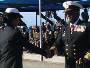 Navy MSD volunteers make it through basic training