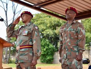 New boss for 7 Med Battalion Group