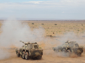 Denel Land Systems upgrading SA Army G6s
