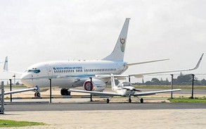 Armscor does a U-turn in rush to lease VIP jet