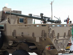 Denel offering firepower versions of its Casspir 2000