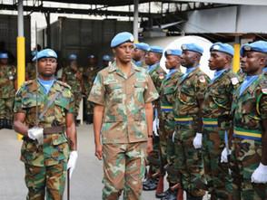 Mgwebi stays on as MONUSCO Force Commander