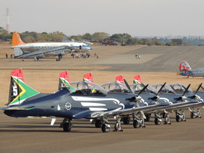SAAF to have a big presence at Museum air show