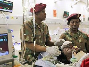 """Surgeon General wants SAMHS personnel to be """"health warriors"""""""