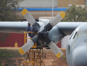 SA Air Force maintenance suffering from loss of skilled technicians