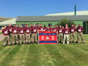 UK's 39 Engineer Regiment in South Africa for Ex Northern Otters VC