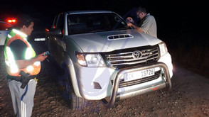 Bid to smuggle vehicles foiled