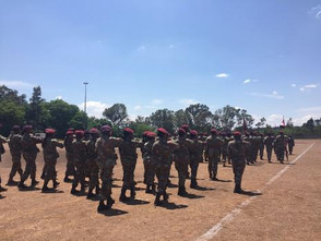 SANDF members honoured