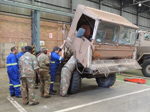 Cubans helping SANDF to reach milestone one of the Defence Review