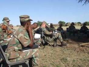 SANDF ups it quota of instructors to Mission Thebe, apparently without due authorisation