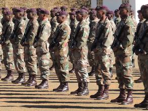 Number of SANDF Reserve Force mandays to drop