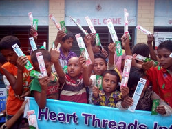 Easter children toothbrushes