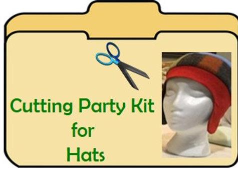 Hat Cutting Kit