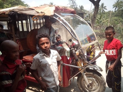 Easter rickshaw3