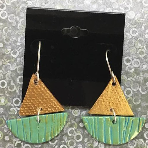 Sailboat Earrings
