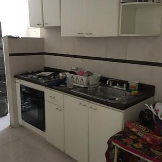 Pequeña cocina DÍA 1