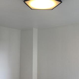 Instalación de lámparas nuevas