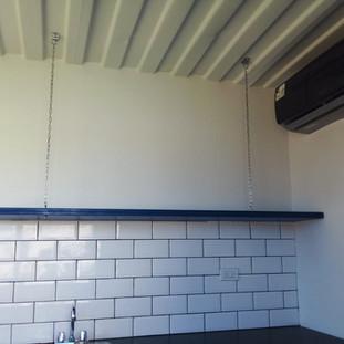 Cocina de habitaciones 40 pies