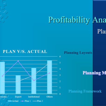 Planning in SAP Profitability Analysis