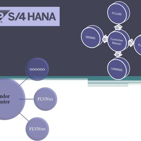 Business Partner in SAP S/4 HANA – Part I