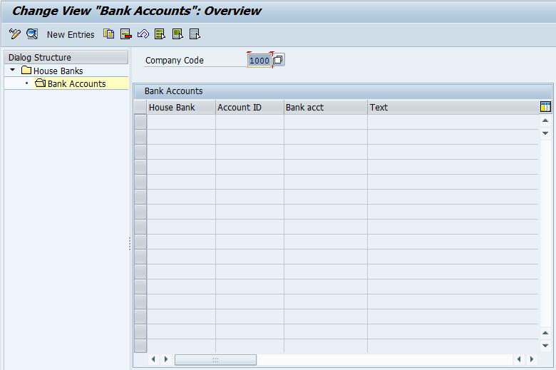 Image 1.06 - Create Bank Account