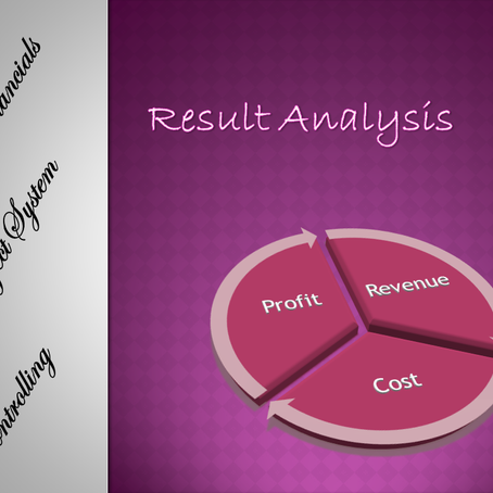 Result Analysis – Part II – Valuation methods
