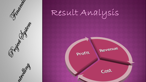 Result Analysis – Part II – (01) Revenue-Based Method with Profit Realization