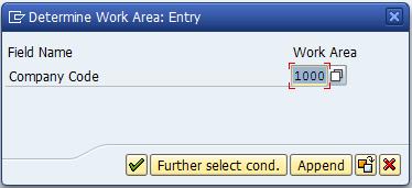 Image 1.02 - Enter Company Code