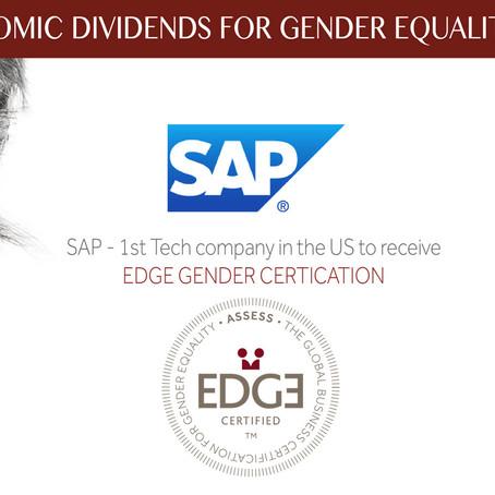 Gender Equality in SAP