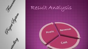 Result Analysis – Part I