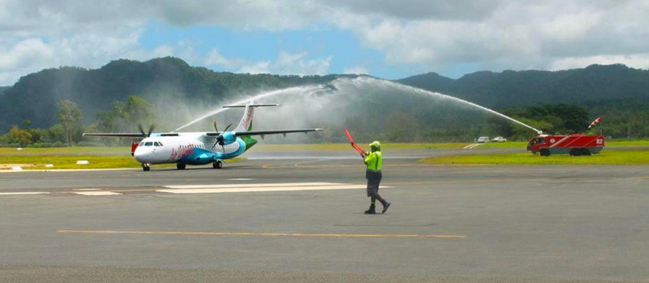 Media Release 4 December 2020: Welcome back to the ATR aircraft