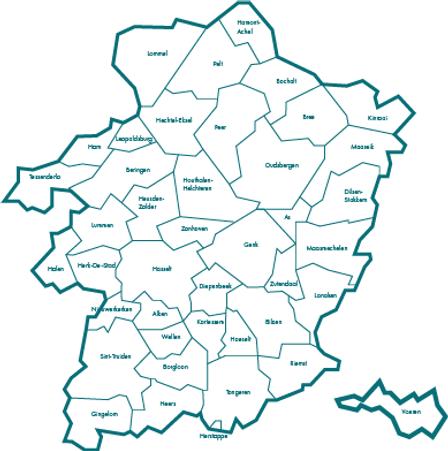 Vaccinatiecentra Vlaanderen