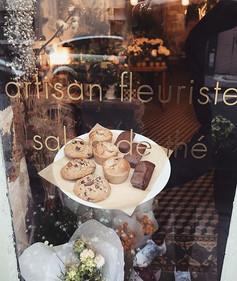 Thanks _keili_paris for the sweet pastri