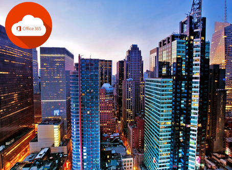 Why Office 365 is the best platform for real estate companies