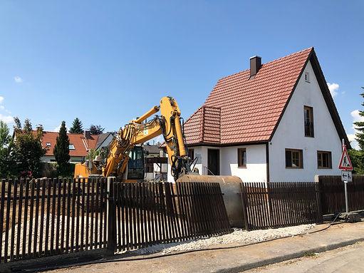 Neubau: 8-Familienhaus FFB