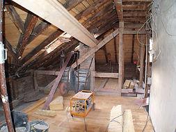 Steg Projekte Dachgeschoß Ausbauten