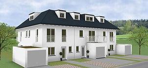 Neubau Reihenhaus Neubiberg