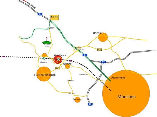 Lage Neubau Gernlinden