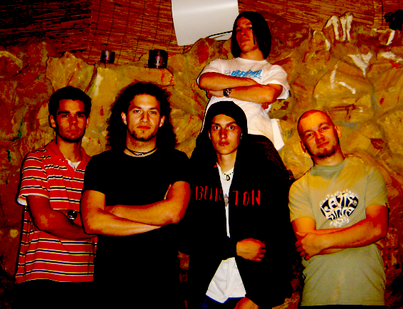 First known line-up