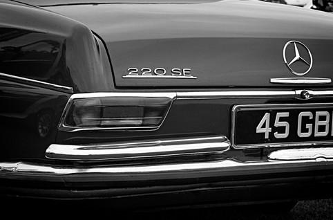 1965 Mercedes 220SE Classic Motor Car