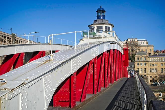 The Swing Bridge, Newcastle