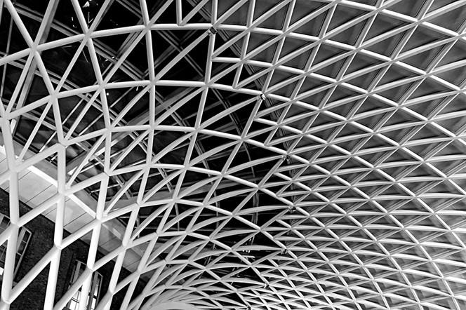 Geometric Roof